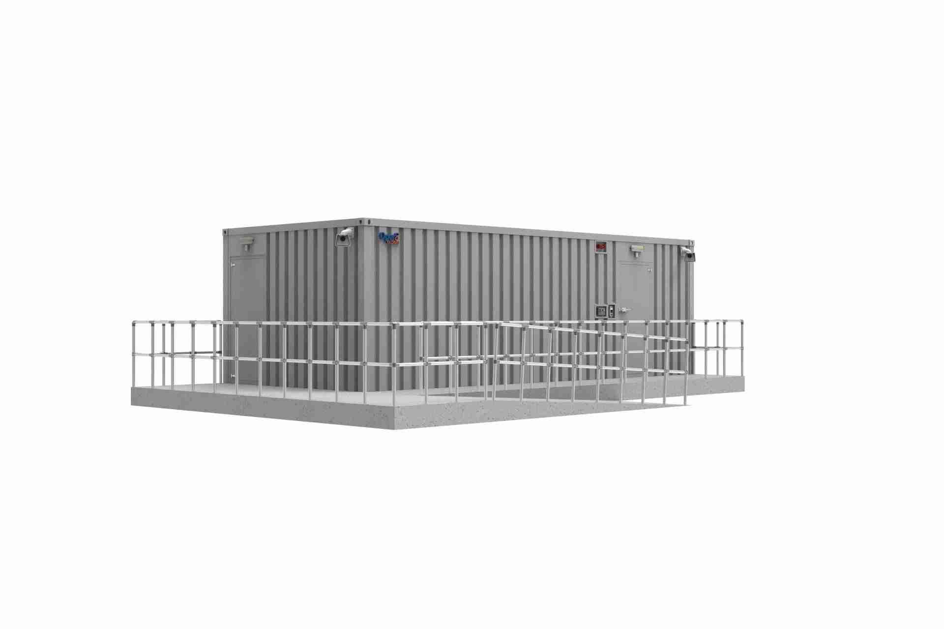 Rapid Deployment Data Centre