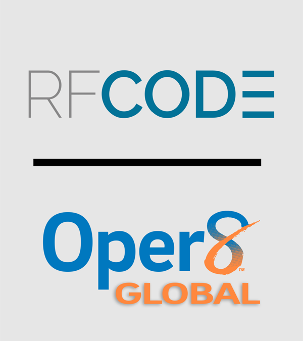 RF Code appoints Oper8 Global Premiere Solution Partner